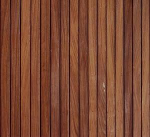 wood paneling disposal