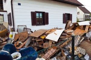 Brentwood remodeling cleanup